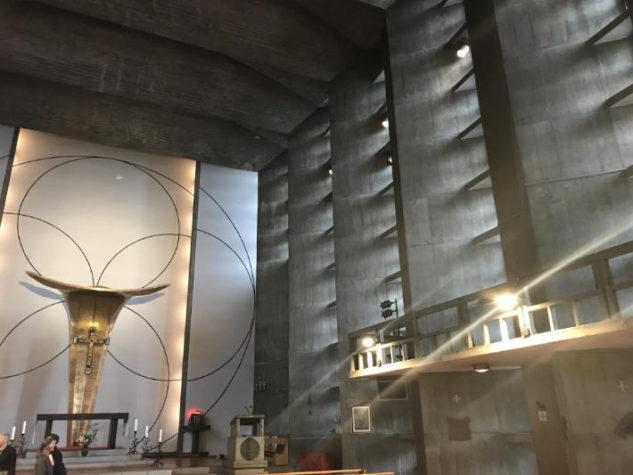 Meguro-St-Anselms-Church-Antonin-Raymond-Tokyo