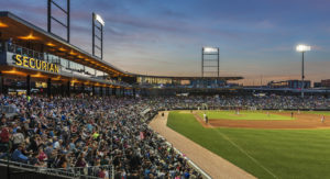 CHS Field, St. Paul. Photo courtesy Snow Kreilich Architects.